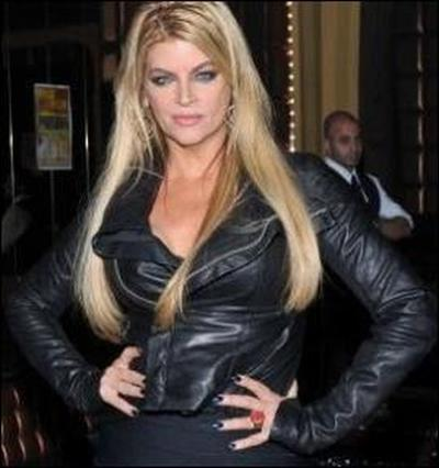 Kirstie Alley opens up on love life