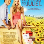 Amanda Seyfried – Letters to Juliet Double Sided Poster