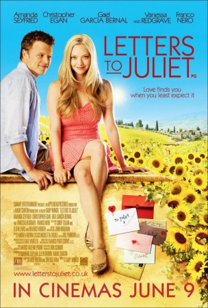 Amanda Seyfried - Letters to Juliet Double Sided Poster