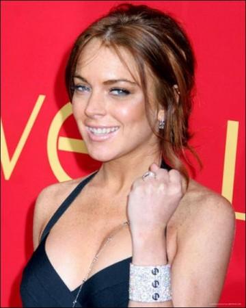 Lindsay Lohan Career Milestones