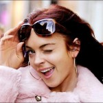Lindsay Lohan tattoo's special meaning
