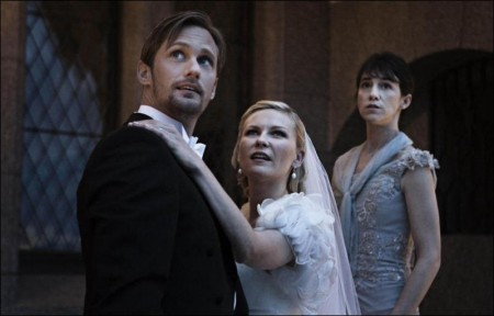 Melancholia: She ruined my wedding! I will not look at her!