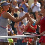 Pennetta shocks Sharapova at U.S. Open
