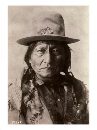 Sitting Bull, Teton Sioux Indian Chief (Tatanka-Iyotanka)