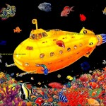 The Beatles Yellow Submarine Lyrics