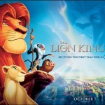 Lion King 3D is No. 1 at box office