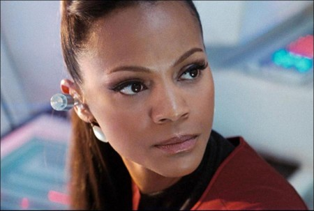 Zoe Saldana: Movies like Star Trek caters to our imagination