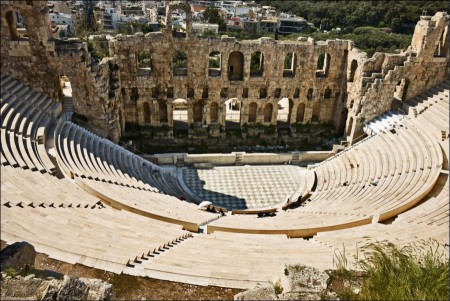 Ancient Greece: The Theatre of Dionysos