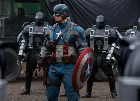 cCaptain America: Red, White and Blue Versus...Red