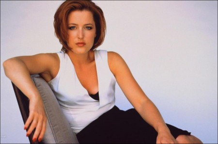 gillian anderson, gillian anderson biography, gillian anderson career, great expectations, the x-files