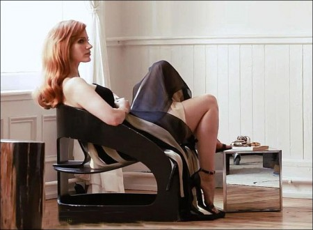 Jessica Chastain Career Milestones