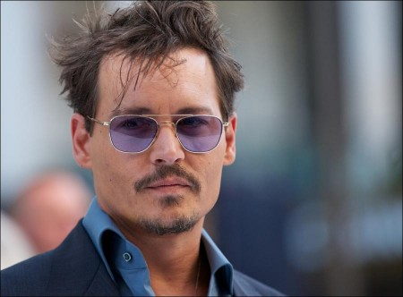 Johnny Depp Career Milestones