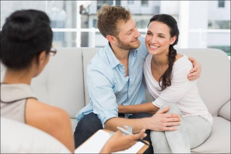 Surprise marriage counseling advice