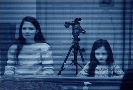 'Paranormal Activity 3' scares up huge $54M debut