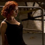 Scarlett Johansson is a killing machine on The Avengers
