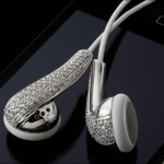Swarowski Headset for Apple productis launched
