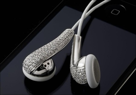 Swarovski Headset for Apple products launched