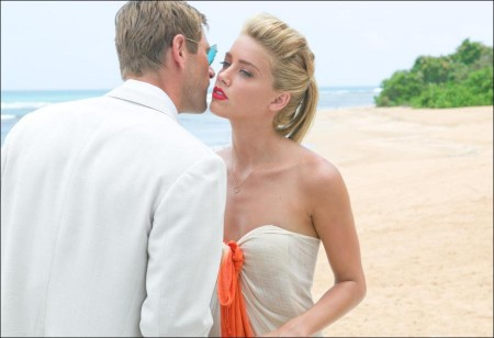 aaron eckhart, amber heard, hollywood movies, johnny depp, production notes, the rum diary, the rum diary production notes