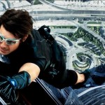 Tom Cruise's craziest stunt yet