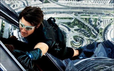 Tom Cruise's Wildest 'Mission: Impossible' Stunt