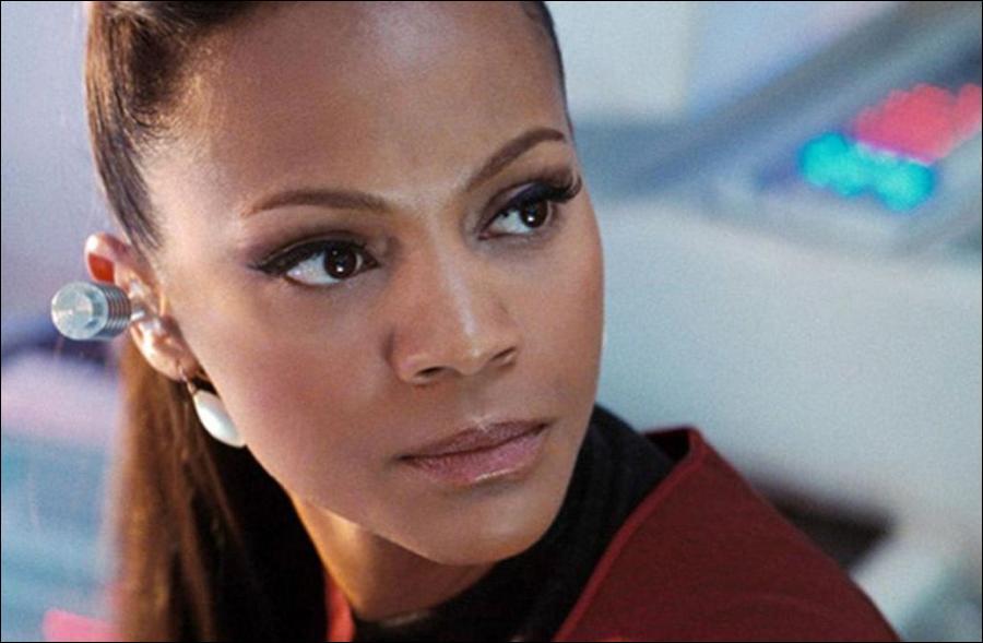 Zoe Saldana From Star Trek To Avatar Made In Atlantis