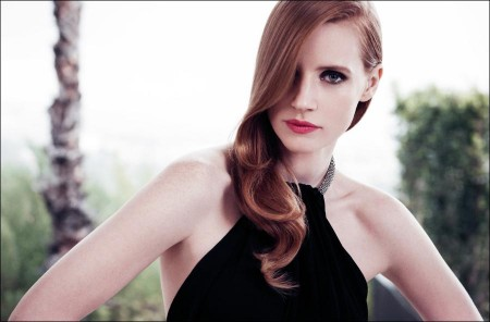 Jessica Chastain Set for Caught in Flight