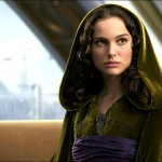 Natalie Portman as Padme Amidala in Star Wars
