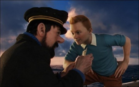 Designing the World of Tintin