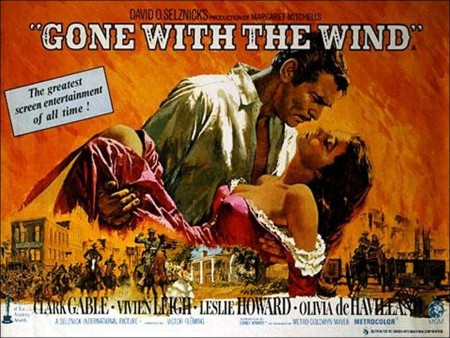 Gone With the Wind and Romance
