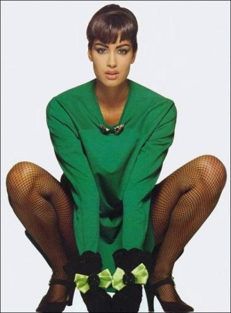 The Long and Winding Road of Yasmeen Ghauri