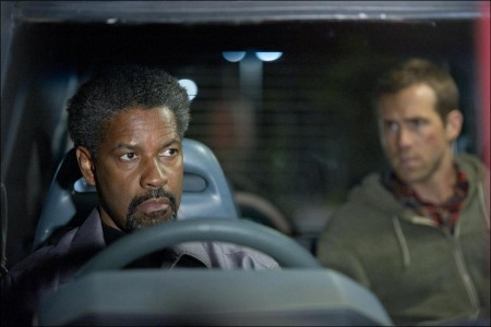 Safe House, Denzel Washington, Ryan Reynolds, Tim McGraw, Vera Farmiga, Joel Kinnaman, Universal Pictures;