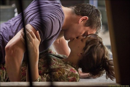 Making The Vow Movie Real
