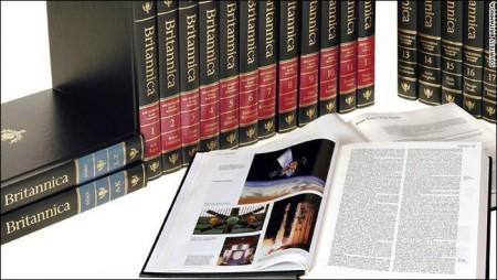 Encyclopedia Britannica ends print edition