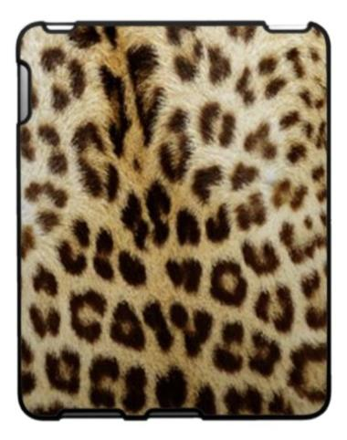 "Leopard ""Fur"" Stylish Trendy Apple iPad Speckcase"