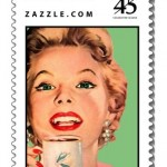The Kitsch Bitsch: Vintage Coffee Graphic Stamps