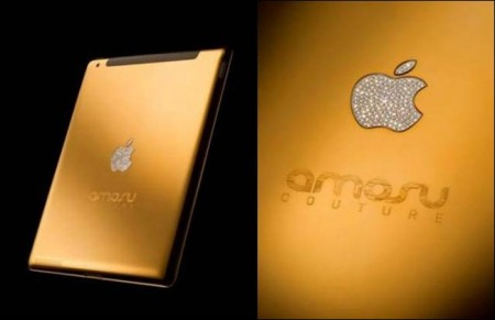 Amosu iPad 2 with 360 Swarovski stones