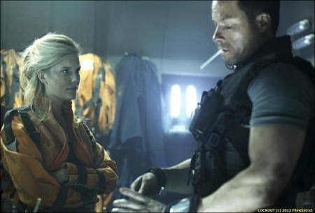Lockout: A futuristic thriller that refuses to take itself seriously