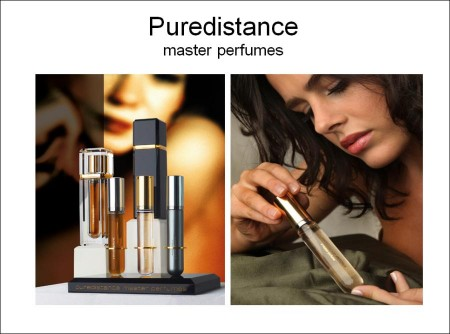 Puredistance combines classic and modern design