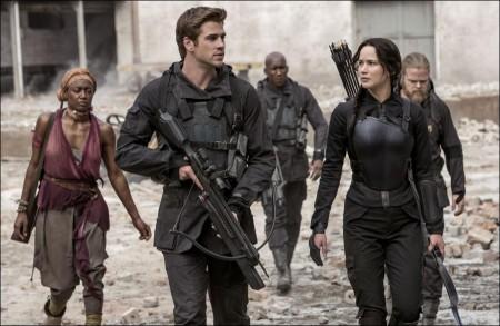 The Hunger Games passes $300 million over Easter