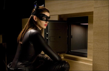 Catwoman: Finding a balance to create a believable character