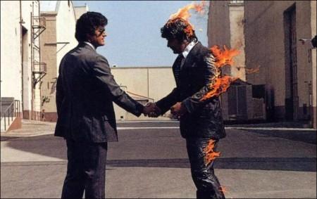 Pink Floyd - Wish You Were Here Lyrics