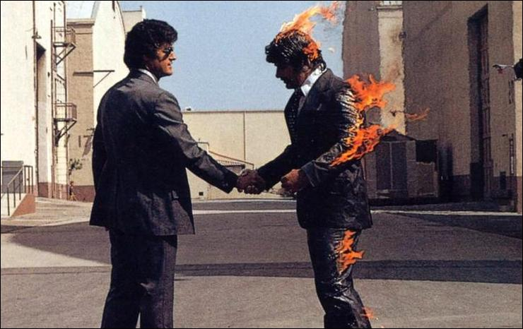 Pink Floyd - Wish You Were Here Lyrics | Made in Atlantis