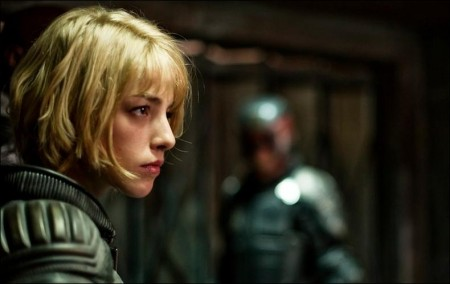 Making the world of Dredd real in 3D