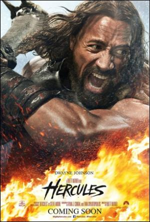 Hercules Movie Double-Sided Poster