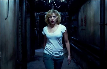Lucy Movie - Scarlett Johansson
