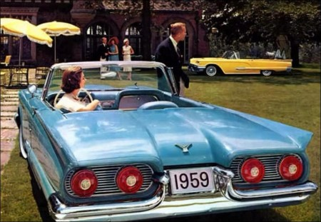 1950's Cars: Dream Machines