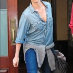 Charlize Theron in Nobody Denim Club
