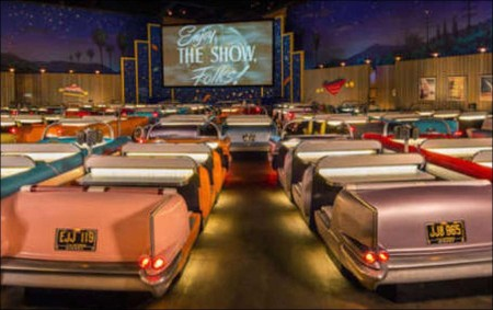 Popular Culture: Drive-in Theatres