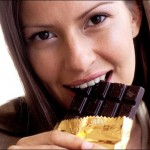 Work less and eat chocolate for a healthy heart