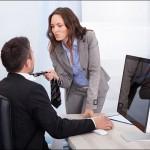 Horrible female boss is still a problem